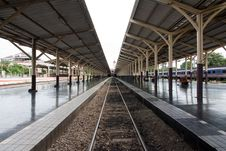 Free Chiang Mai Railway Station Stock Photos - 15246833