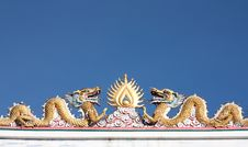 Free Chinese Temple Royalty Free Stock Image - 15247046