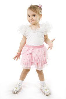 Free Baby Girl. Stock Image - 15247111