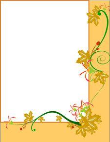 Free Flower Frame Stock Photo - 15247260