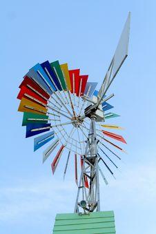 Free Windmill Stock Photo - 15247310