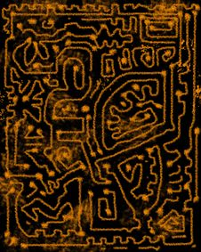 Free Background Aztec Stock Images - 15247584