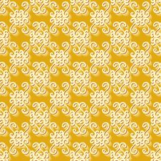 Free Seamless Ornament Pattern Royalty Free Stock Images - 15247779