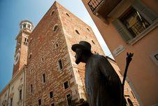 Free Verona Square Stock Image - 15248261