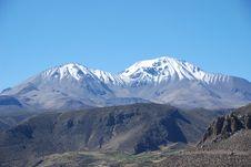 Free Chilean Landscape Stock Images - 15248854
