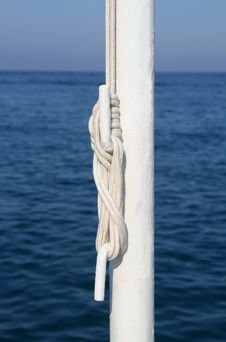 Free Sea Knot Stock Photography - 15249122