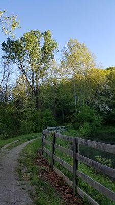 Free Oldtown Creek Preserve Stock Photos - 152453453