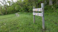 Free Oldtown Creek Preserve Stock Photography - 152453462