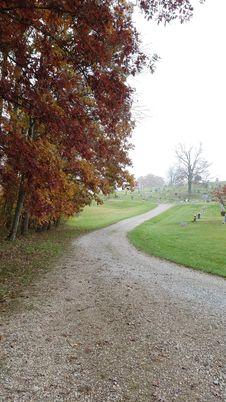 Free Oak Grove Cemetery Royalty Free Stock Image - 152453476