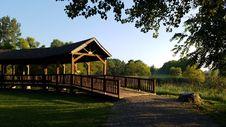 Free Pickerington Ponds Metro Park Stock Image - 152453491