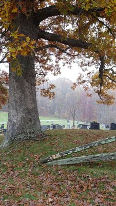 Free Oak Grove Cemetery Royalty Free Stock Images - 152453579