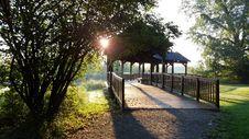 Free Pickerington Ponds Metro Park Stock Image - 152453581