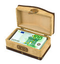 Free Money In Box Stock Photography - 15258802
