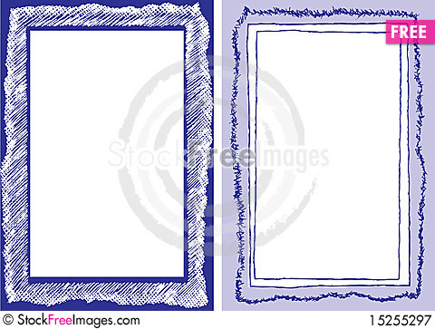 Free Creative Mexican Frame Royalty Free Stock Photography - 15255297
