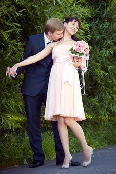 Free A Couple In Love Royalty Free Stock Photo - 15250205