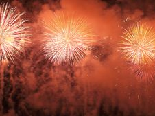 Free Beautiful Fireworks III Royalty Free Stock Photos - 15250628