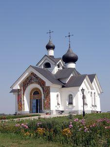 Free Church Royalty Free Stock Photo - 15251875