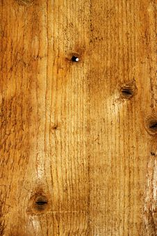Free Board With Knotholes Royalty Free Stock Photography - 15252147