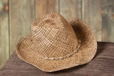 Free Cowboy Or Cowgirl Hat Stock Image - 15252161
