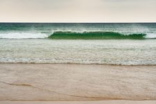 Free Waves Stock Photography - 15252522