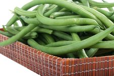 French Bean Royalty Free Stock Images