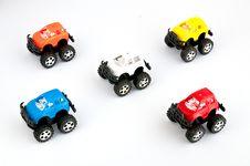 Free Fake Car,toy Royalty Free Stock Image - 15254116