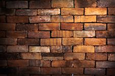 Free Big Rectangle Brick Wall Stock Images - 15254774