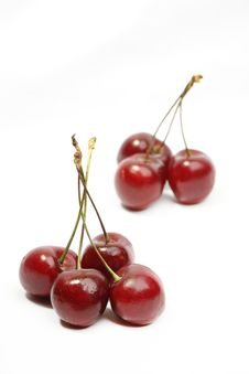 Free Sweet Cherry Stock Photography - 15255242