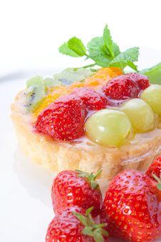 Free Fruit Tart Stock Images - 15255314