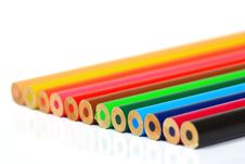 Free Color Pencil Royalty Free Stock Images - 15255389