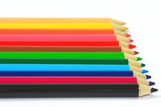 Free Color Pencil Royalty Free Stock Images - 15255429
