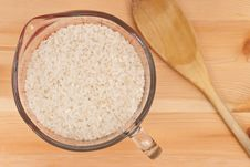 Free Cup Of Rice Stock Images - 15255544