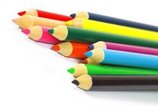 Free Color Pencil Stock Images - 15255574