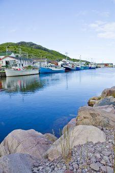 Free Petty Harbour Fishing Village Stock Photos - 15256153
