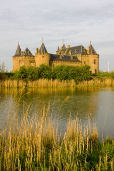 Free Muiderslot Castle Royalty Free Stock Images - 15256179