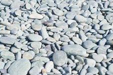 Free Gravel Beach Royalty Free Stock Image - 15256346
