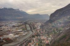 Free La Bastille Grenoble Stock Photos - 15257073