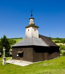 Free Wooden Church Royalty Free Stock Image - 15257316