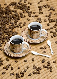 Free Coffee Royalty Free Stock Photography - 15257887