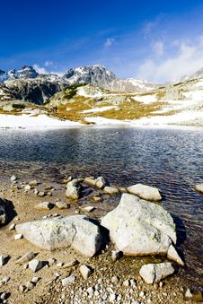 Free High Tatras Royalty Free Stock Photos - 15257918