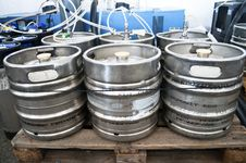 Free Barrels Of Beer Royalty Free Stock Photos - 15258708