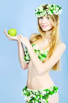 Free Apple Fragrance Royalty Free Stock Photography - 15259337