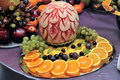 Free Fruit Plate Stock Images - 15261844