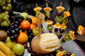 Free Fruit Plate Royalty Free Stock Photography - 15262097