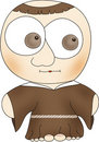 Free Cartoon Monk Stock Photos - 15263733