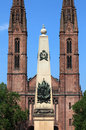 Free Bonifatiuskirche Royalty Free Stock Photography - 15264447
