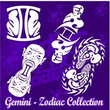 Free Gemini. Royalty Free Stock Images - 15260879