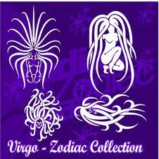 Free Virgo. Stock Images - 15260884