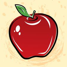 Free Red Apple Stock Images - 15260934