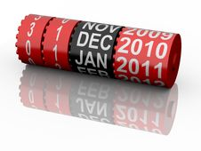 Free New Year Royalty Free Stock Image - 15261126